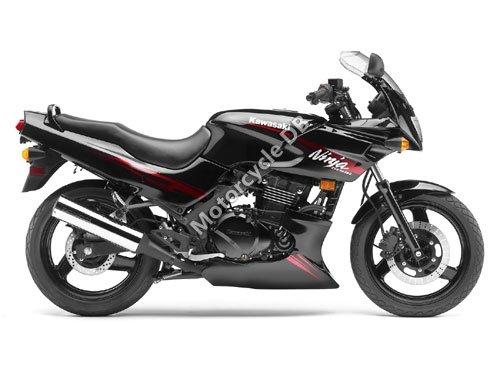 Kawasaki Ninja 500R 2008 2580