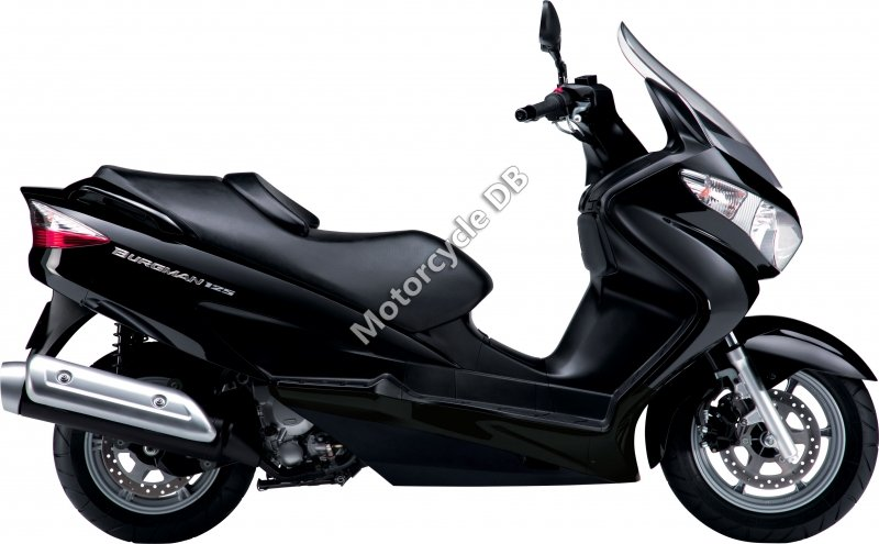 Suzuki Burgman 125 2016 28296