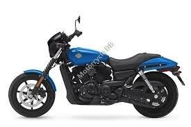 Harley-Davidson Street 500 Dark Custom 2018 24477