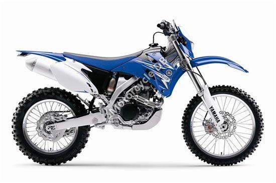 Yamaha WR450F 2009 3899