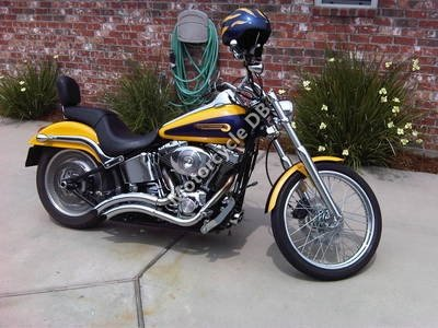 Harley-Davidson FXSTDI Softail Deuce 2004 7813