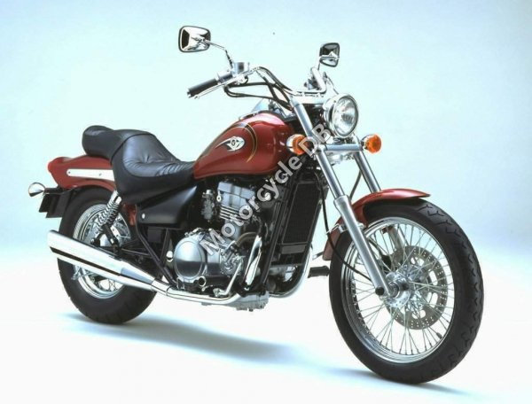 Kawasaki EN 500 1994 8468