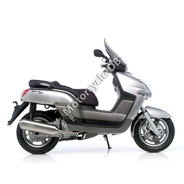 Yamaha Versity 300 2008 8661
