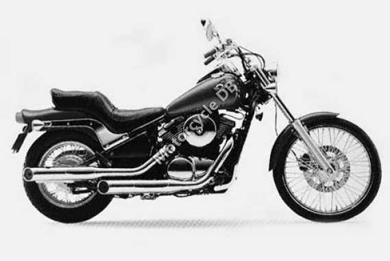 Kawasaki VN 800 Classic 1997 10300