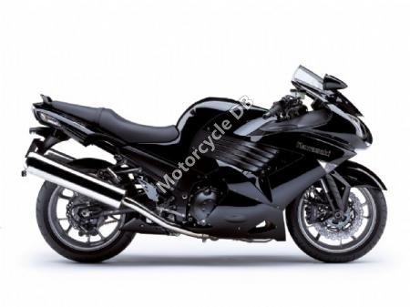 Kawasaki ZZR 1400 2007 13338