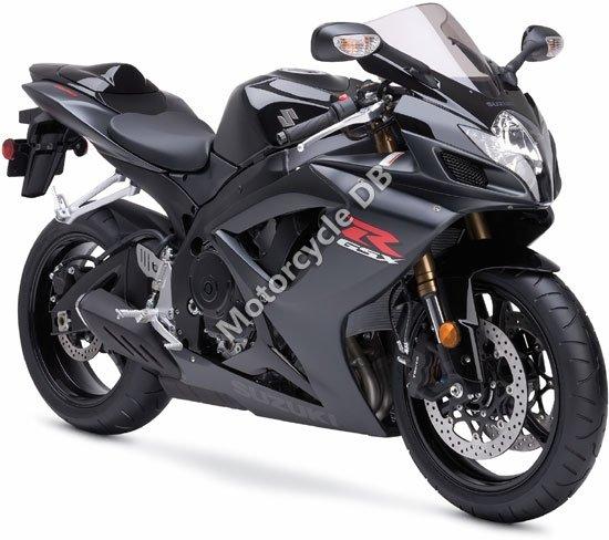 Suzuki GSX-R 600 2007 2043