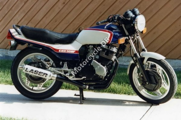 Honda CBX 550 F 1983 15012