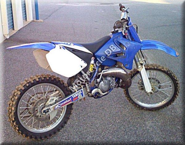 Yamaha YZ 125 2002 18207