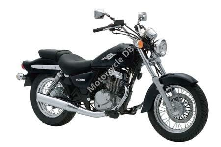 Suzuki Marauder 125 2006 5172