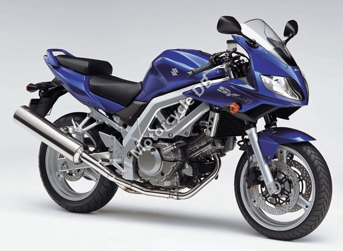 Suzuki SV 650 S 2003 28008