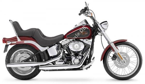 Harley-Davidson FXSTC Softail Custom 1999 6632