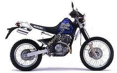 Suzuki Djebel 250 XC 2002 7017