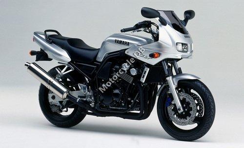 Yamaha FZS 600 Fazer 1998 19002