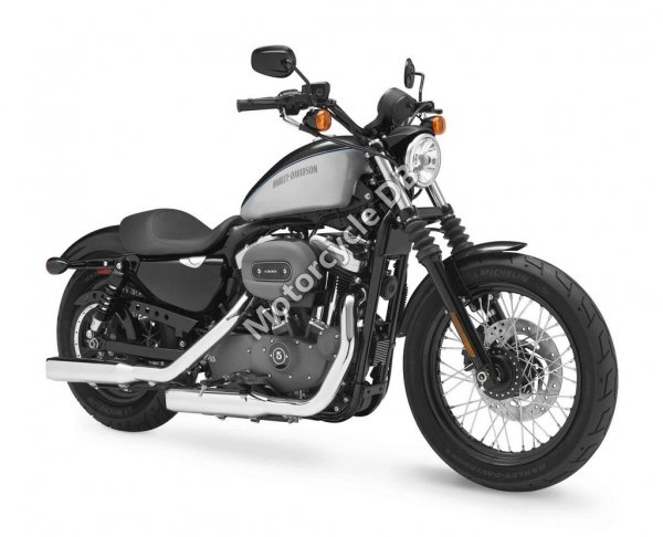 Harley-Davidson XL1200N Nightster 2012 22320