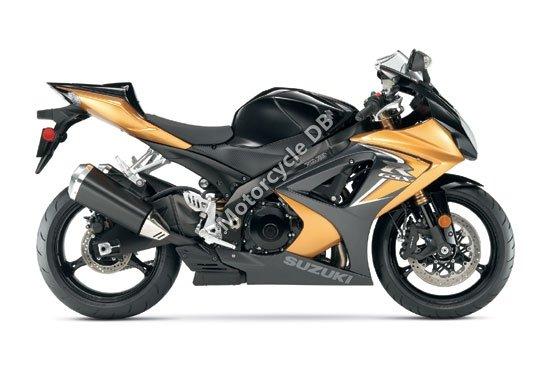 Suzuki GSX-R1000 2008 2700