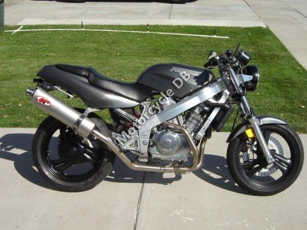 Honda NT 650 Hawk GT 1991 9807