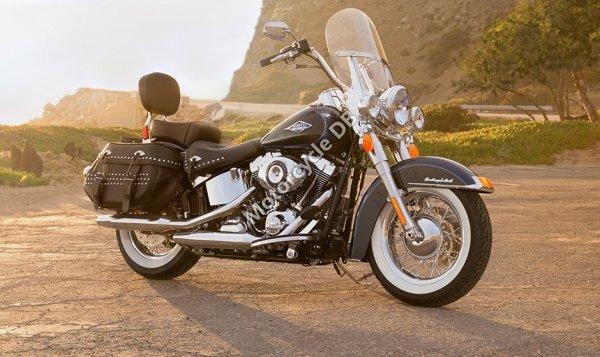 Harley-Davidson Heritage Softail Classic 2014 23428