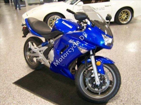Kawasaki Ninja 650R 2007 12820