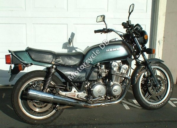 Honda CB 750 F 1981 7190