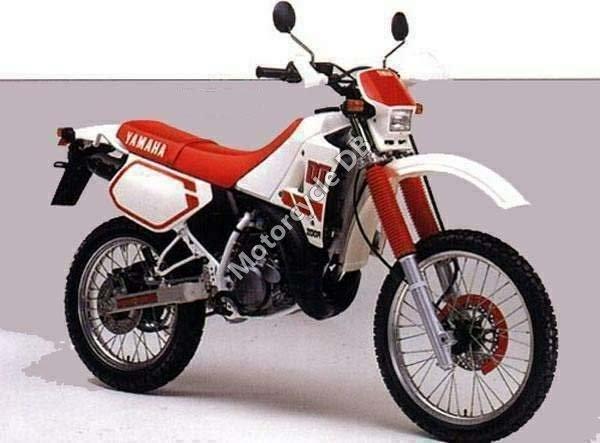 Yamaha DT 125 R 2002 1754