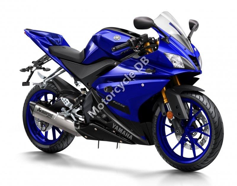 Yamaha YZF-R125 2018 25587