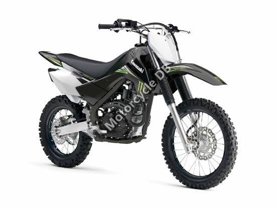 Kawasaki KLX140L Monster Energy 2009 3210
