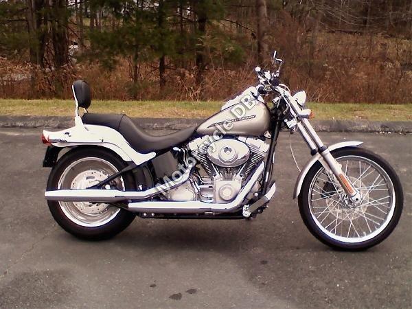 Harley-Davidson  FXST  Softail Standard 2007 10669