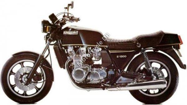 Kawasaki Z 1300 1983 3944