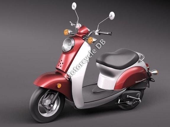 Honda Metropolitan 2010 14829