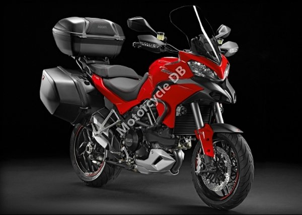 Ducati Multistrada 1200 S Granturismo 2014 23403