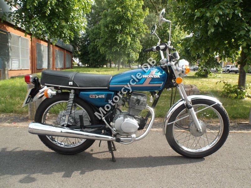Honda CG 125 1997 30445