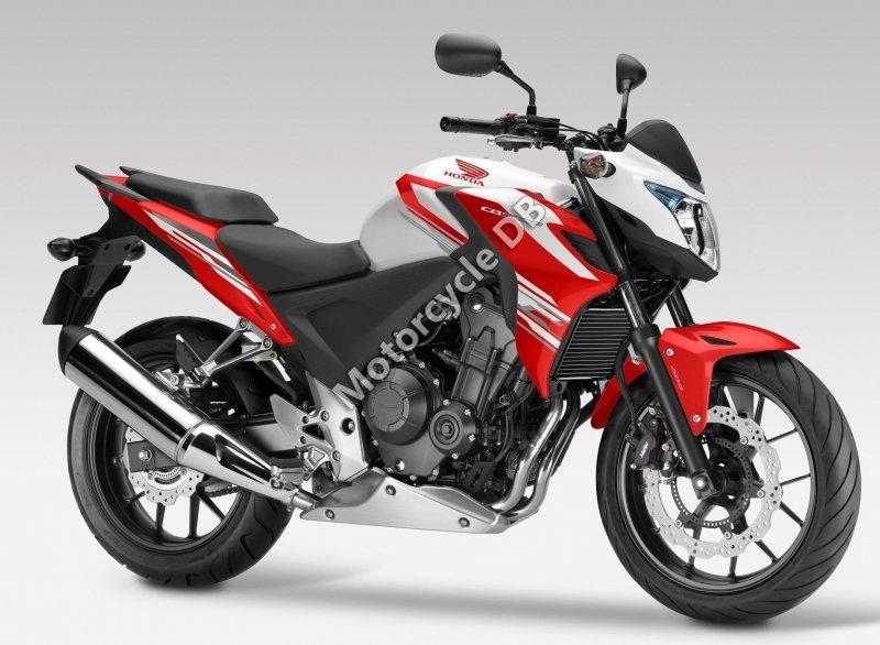Honda CB500F 2015 29530