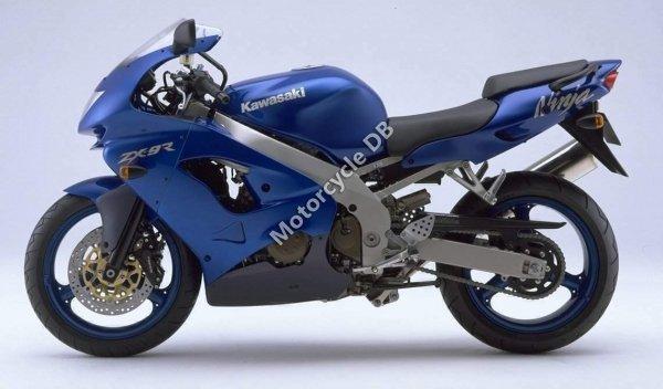 Kawasaki ZX-9R Ninja 1998 14852