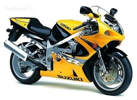 Suzuki GSX 750 F 2000 6663