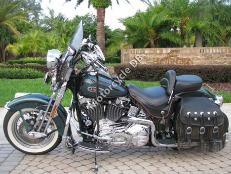 Harley-Davidson Softail Springer 2001 9388