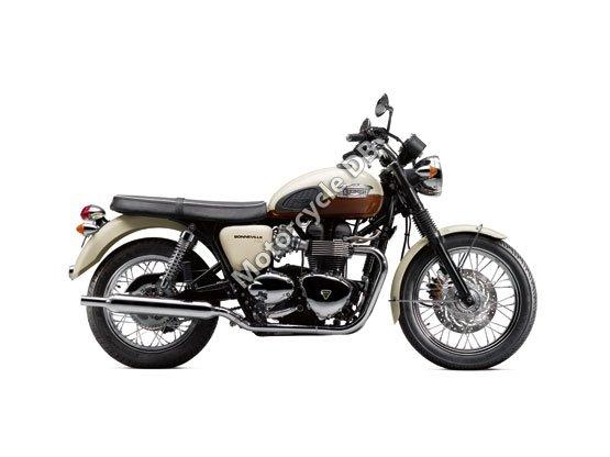 Triumph Bonneville T100 2011 4966