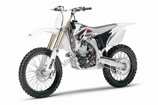 Yamaha YZ250F 2009 3894