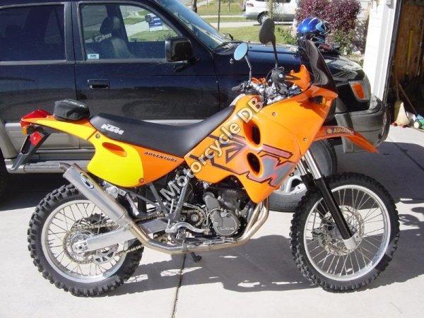 KTM 620 EGS-E 1998 13458