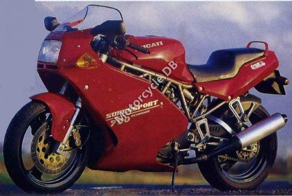 Ducati 750 SS 1992 12159