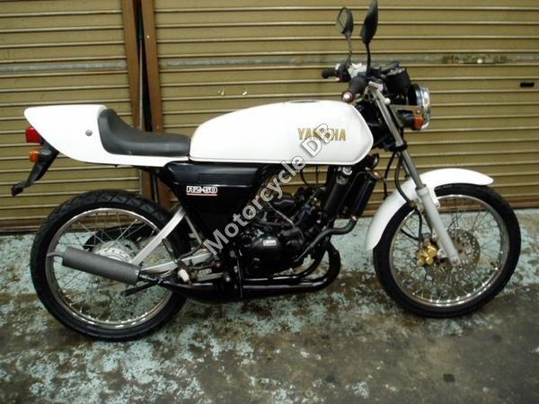 Yamaha RZ 50 2002 12237