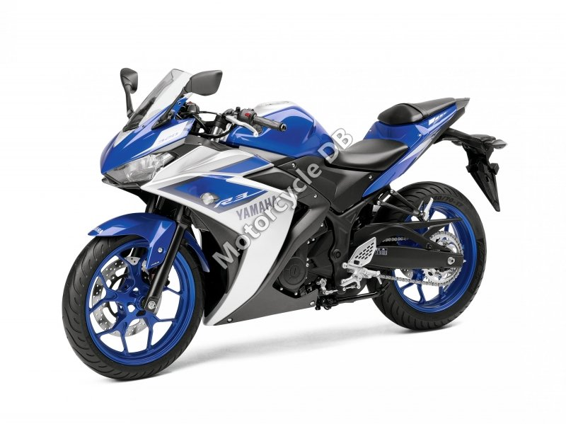 Yamaha YZF-R3 2015 25593