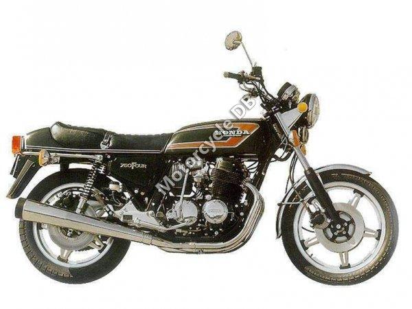 Honda CB 750 F2 1994 12017