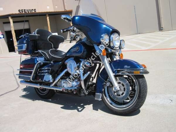 Harley-Davidson FLHTC 1340 EIectra Glide Classic 1986 13699