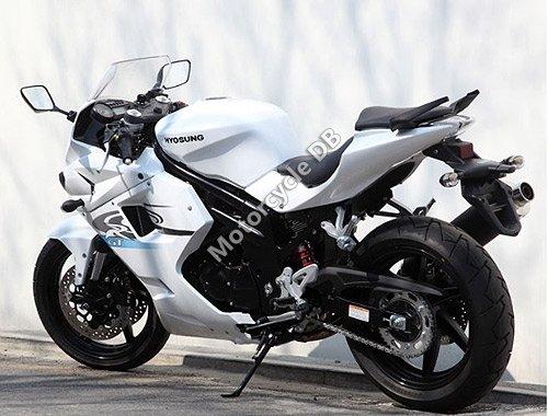 Hyosung GT650R 2011 21663