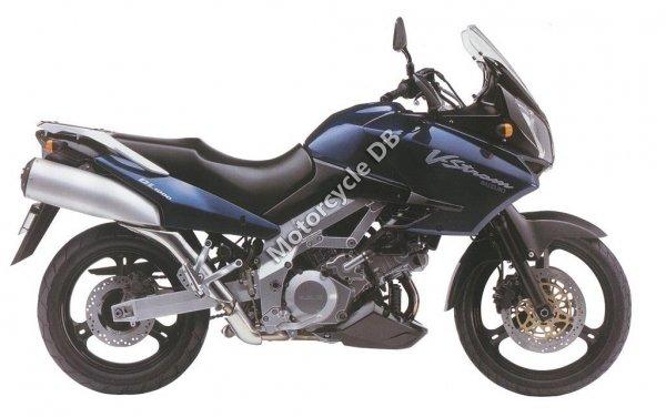 Suzuki DL 1000 V-Strom 2002 5954