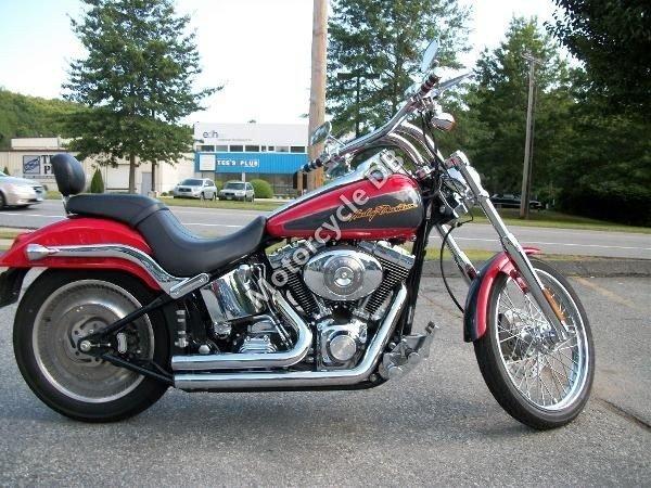 Harley-Davidson FXSTD Softail Deuce 2006 14089