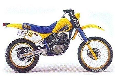 Suzuki DR 100 1985 8637