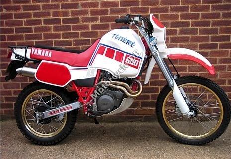 Yamaha XT 600 Tenere 1986 17780