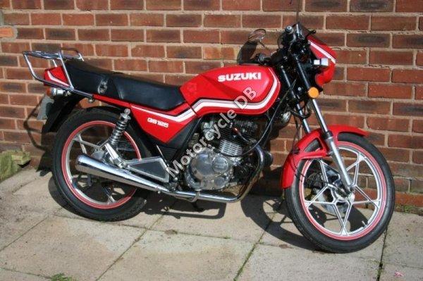 Suzuki GS 125 ESZ 1982 14914