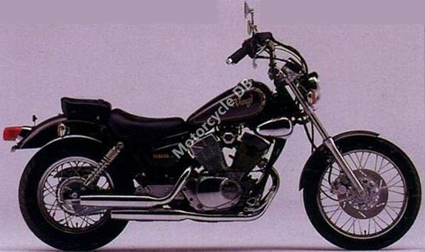 Yamaha XV 250 Virago 1989 4028